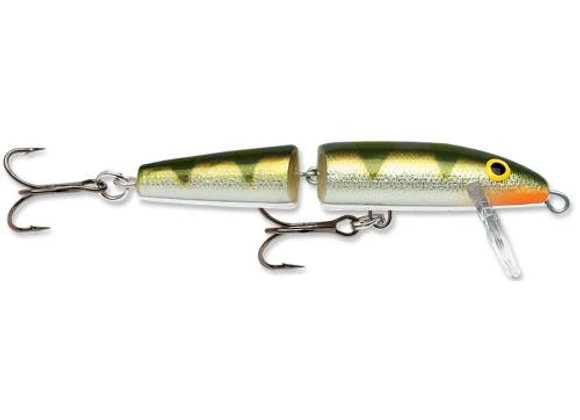 Rapala Jointed Minnow J11YP Yellow Perch
