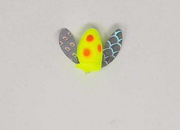 Sz4 CLOWN MYLAR WINGS CL-MY SPIN-N-GLO