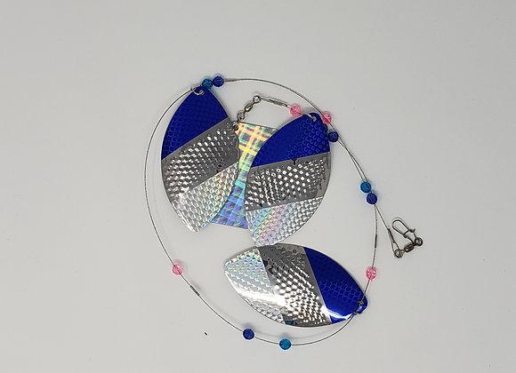 FL461- BLUE GLOW Sz. 4/0