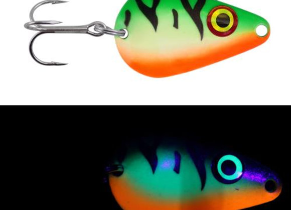 3/4 oz Moonshine Casting Spoon/ Wild Perch
