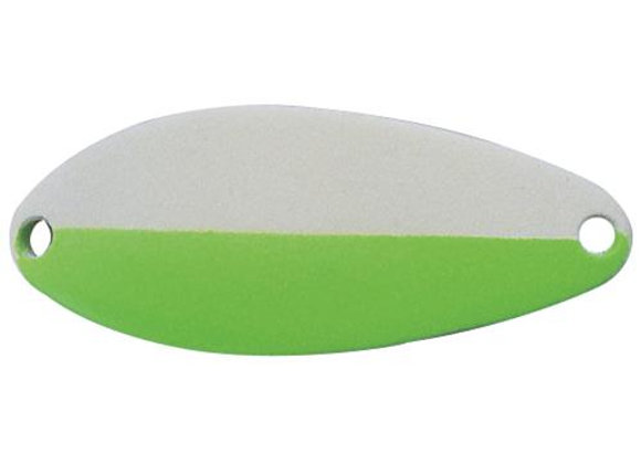 2/3 oz Acme Little Cleo Casting Spoon/ Glow Green