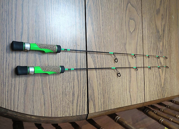"Why Knot Pro Series Rod 28"" Med. Light Action"