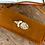 Thumbnail: Stick Shoulder/Clutch Leather Bag-Cinnamon