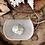 Thumbnail: Grayish Beige × Natural Seashell Pochette