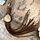 Thumbnail: Picture Jasper Key Charm-Chocolate