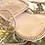 Thumbnail: 【BACK IN STOCK】Beige × Natural Seashell Pochette