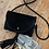 Thumbnail: Extra Small Leather Bag-Jet