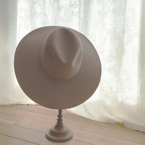 Extra Wide Brim Hat
