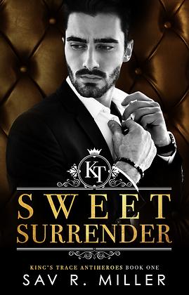 Sweet Surrender Signed Paperback