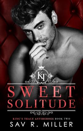Sweet Solitude Signed Paperback
