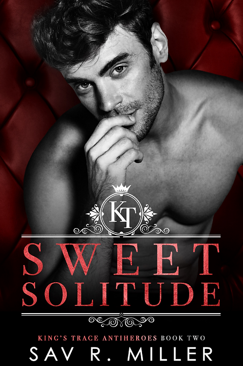 Sweet Solitude Signed Paperback