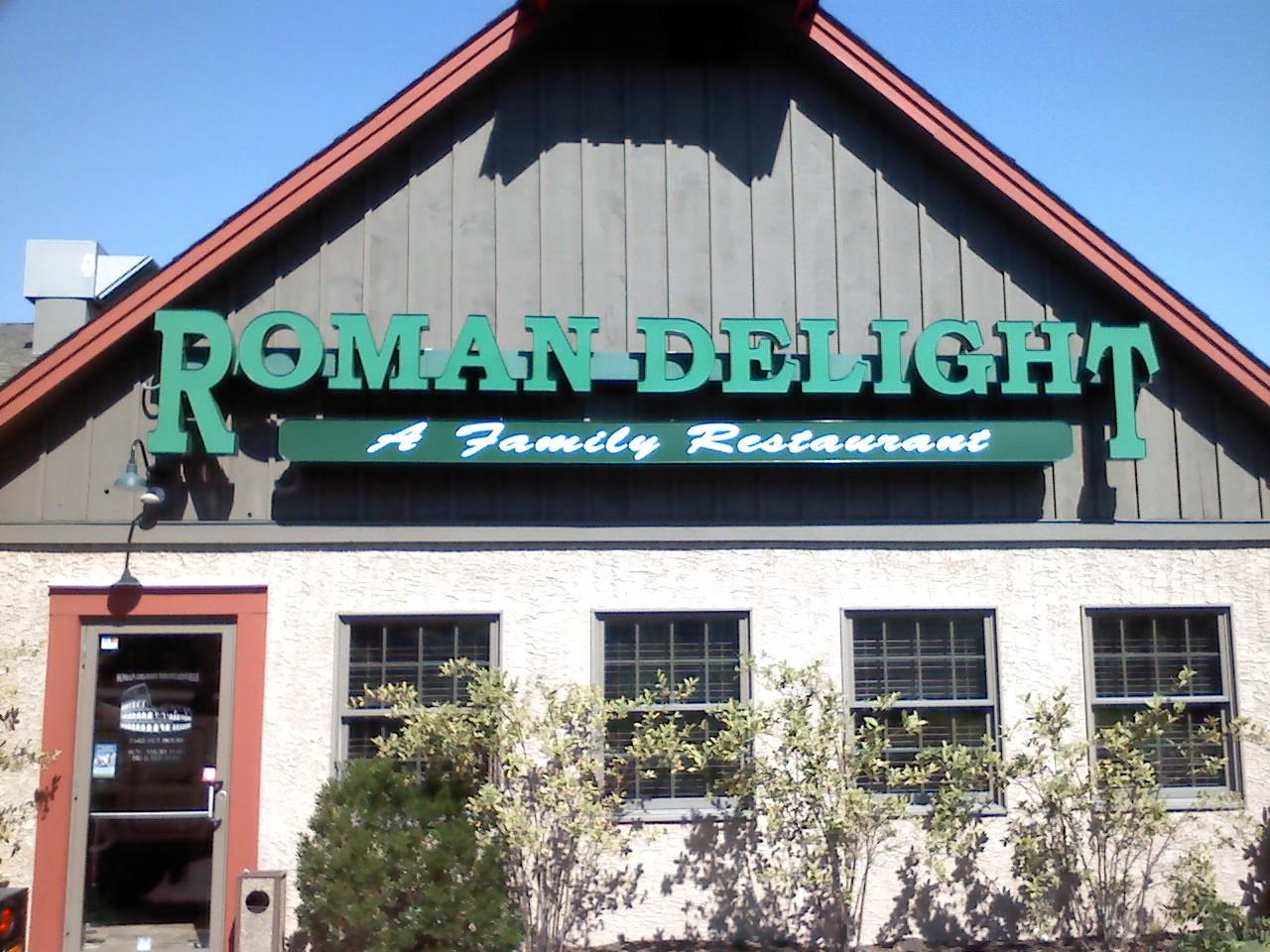Roman Delight