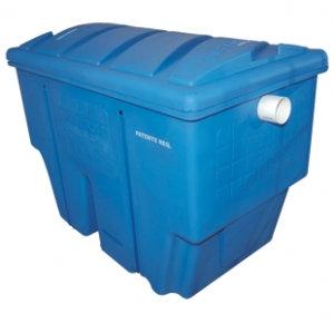 Caixa separadora de água e óleo até 6000 l/h