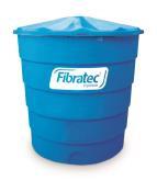 Cisterna superfície Fibratec PRFV