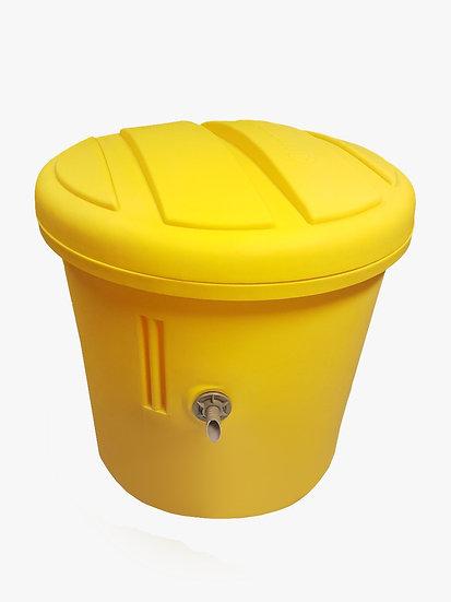 Caixa separadora de água e óleo