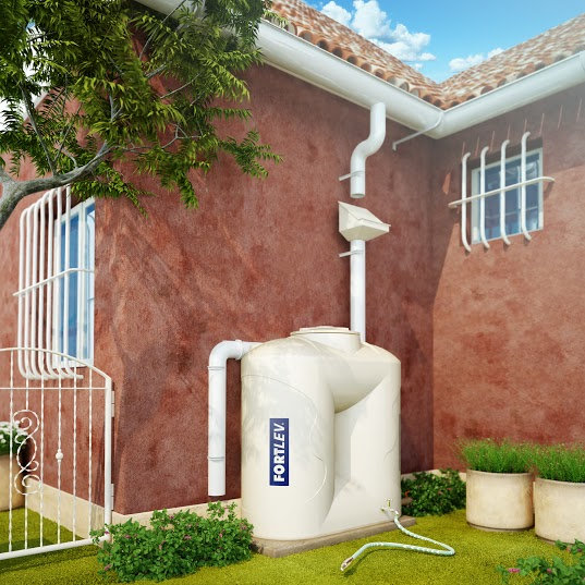 Tanque Slim FortLev 600 litros