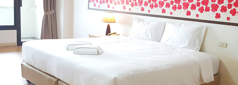 Photo - KU Home - Deluxe Room (King Bed)