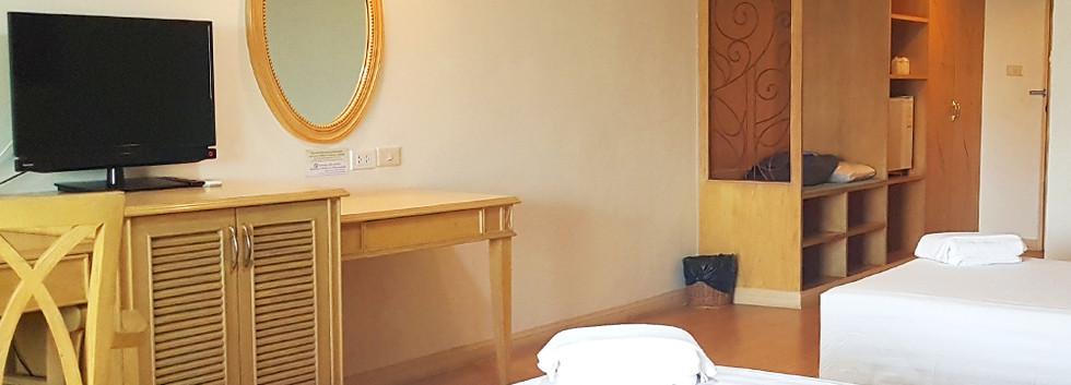 Photo - KU Home - Deluxe Room (Twini Bed