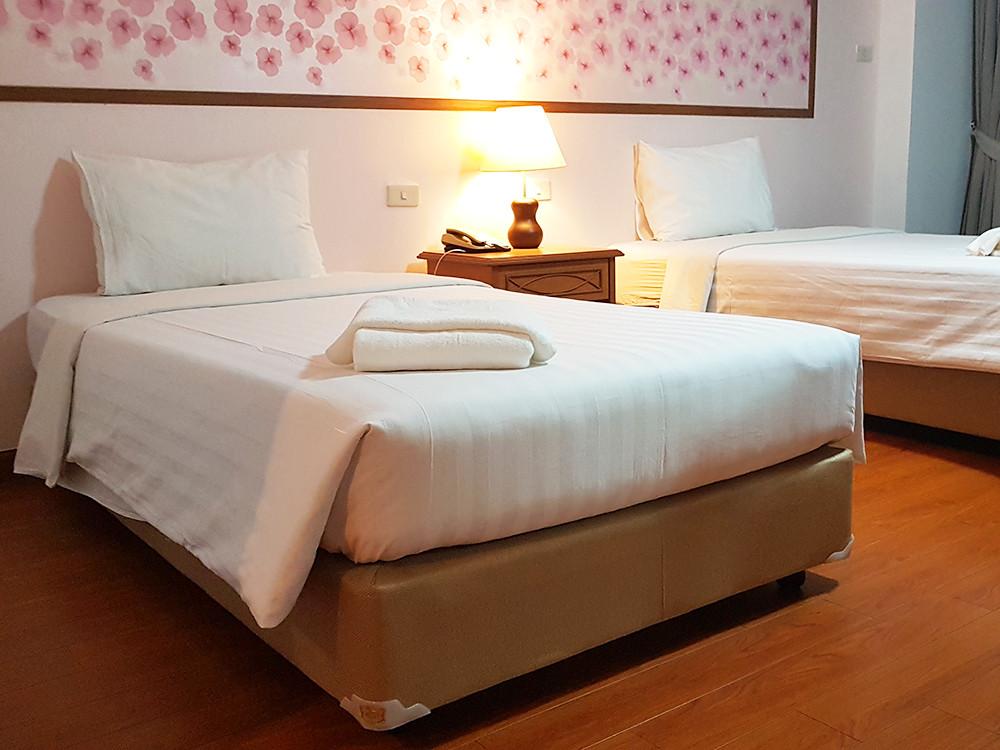 Photo - KU Home - Standard Room (Twin Be