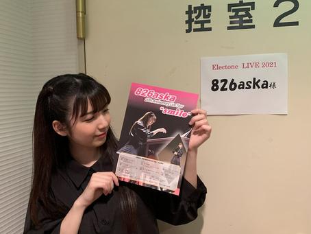 初!広島ライブ