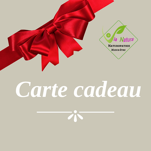 Carte cadeau Massage Amma-assis