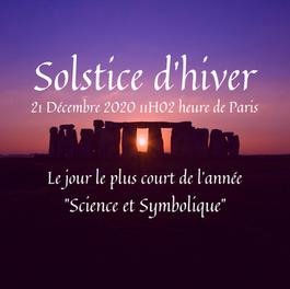 Solstice d'Hiver et Grande Conjonction
