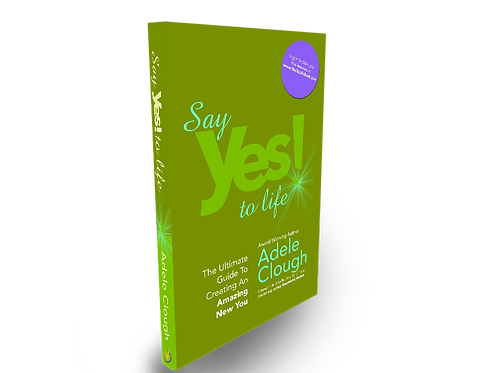 Say Yes To Life (Pre-order for October Delivery)