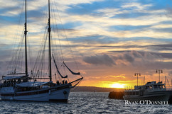 Oslo Norway Sunset