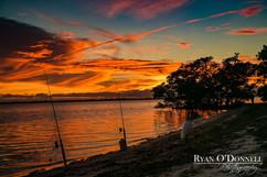 Punta Rassa - Sanibel FL Sunset