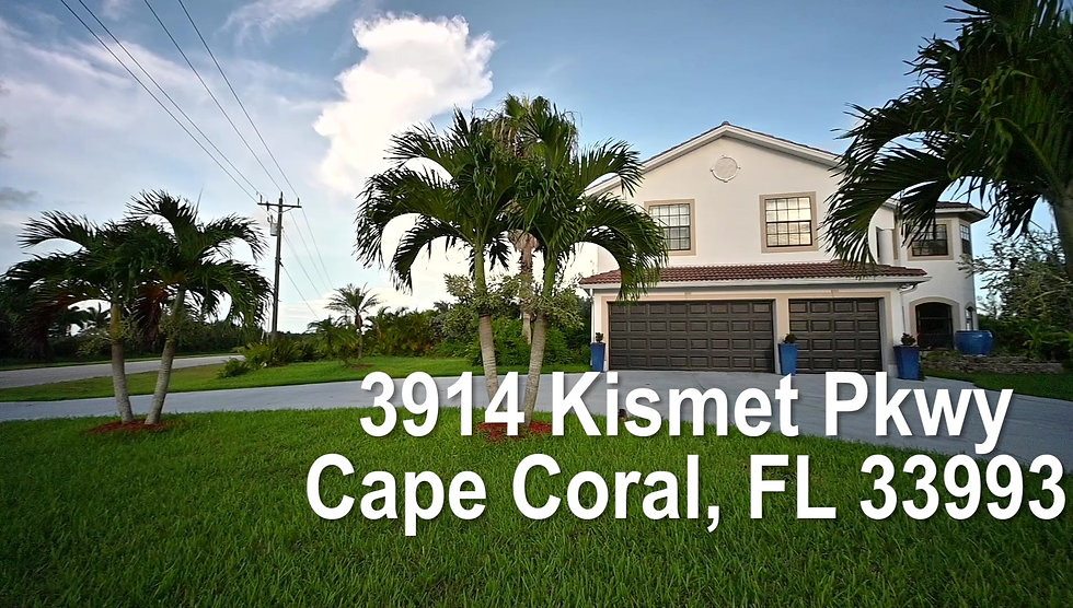 3914 Kismet Pkwy w. Cape Coral