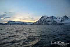 Tromso Norway Sunset