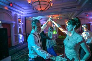 Naples Hilton Wedding.