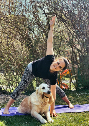 OUTDOOR YOGA PRIVAT