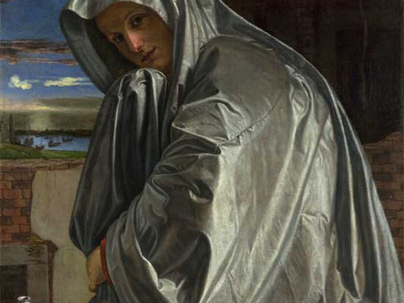 "July 22, 2018: ""Mary Magdalene: A Saint For All"""