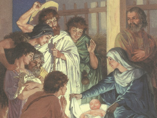 December 24, 2016: Christmas Eve Homily