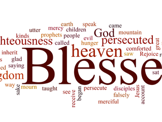 "January 29, 2017: ""The Nature of Blessing"""