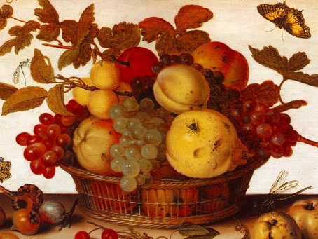 """July 21, 2019: """"A Basket of Fruit: On Justice and Faith"""""""