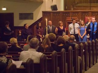 New Members & Baptism
