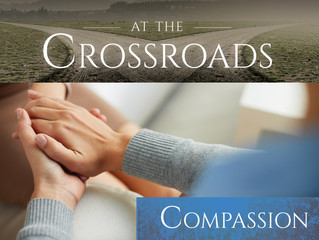 """March 19, 2017--The Third Sunday of Lent: """"Compassion"""""""