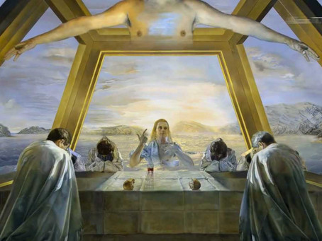 "March 18, 2018: ""Christus Victor"""
