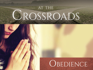 "April 2, 2107--The Fifth Sunday of Lent: ""Obedience"""