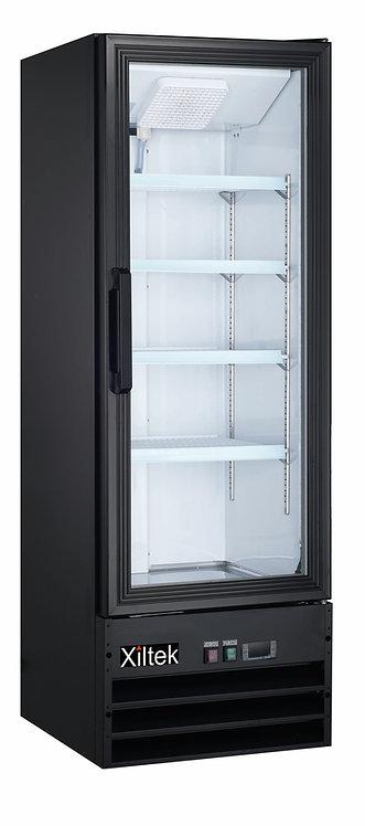 """21"""" Single Swing Glass Door Merchandiser Refrigerator"""