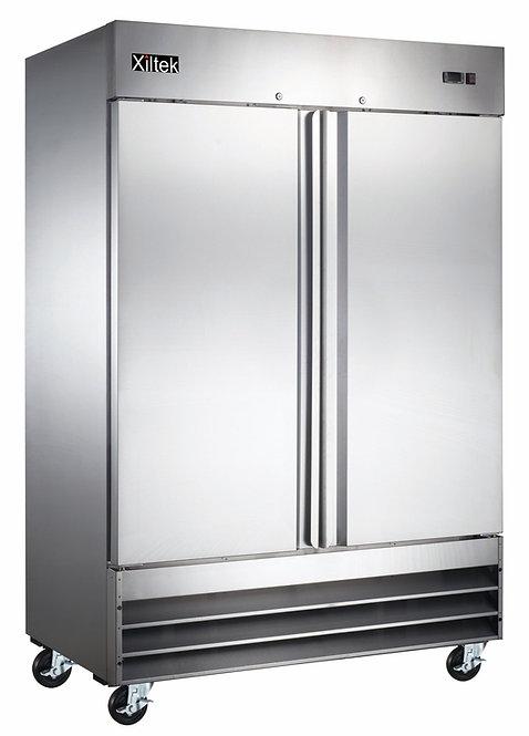 Two Door Reach-in Refrigerator