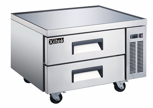 36″ 2 Drawer Refrigerated Chef Base