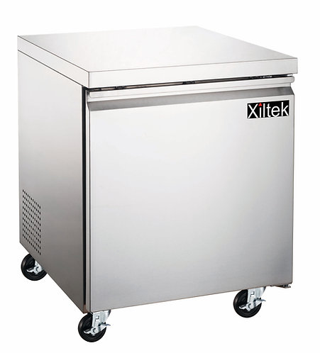 27″ One Door Undercounter Freezer