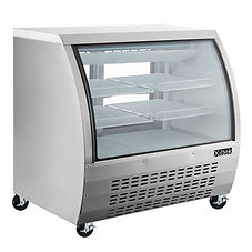48 Inch Deli Display Case Xiltek with Ca