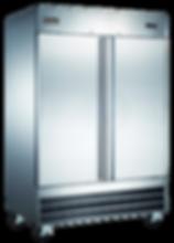 Xiltek Two Door Freezer