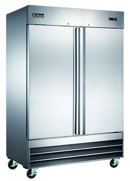 Xiltek Two Door Freezer