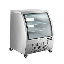 Xiltek 36 inch All Stainless Steel Deli