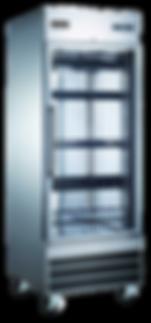 Xiltek Glass Door Refrigerator